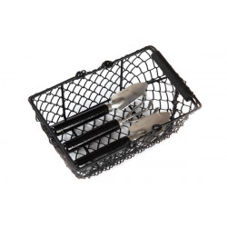 Metalica Basket With 3 Mini Tools LucyRay