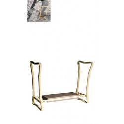 Bench-Stool Jardin Town&Country
