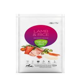 NATURA DIET Lamb&Rice 12 kg