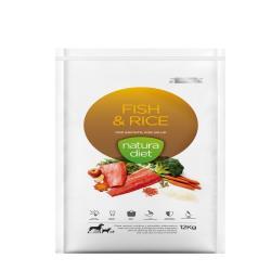 NATURA DIET Fish&Rice 12 kg