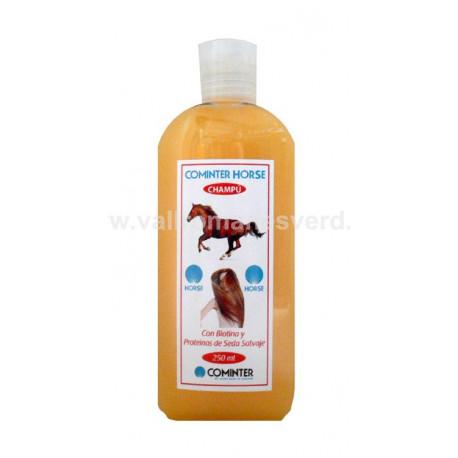Champú Biotina y Proteínas Cominter Horse