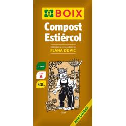 Compost Estiércol Boix 50 L