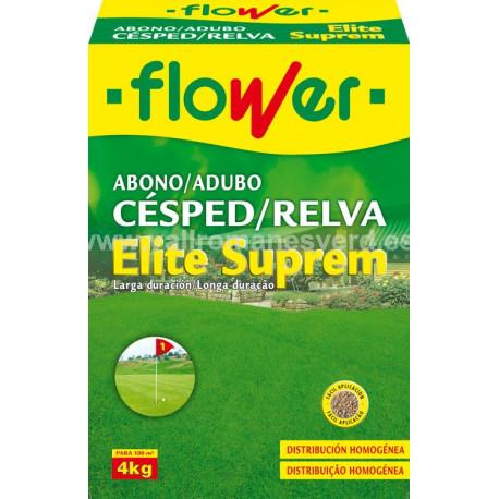 Abono Césped Elite Suprem Flower