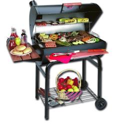 Barbacoa Char Griller Super Pro