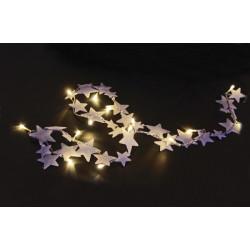 Guirnalda Estrellas 1,5 m