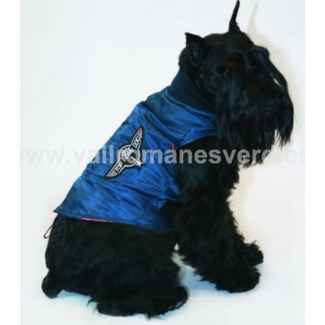 Chaqueta Top Dog Marino