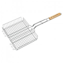 Cesta Regulable Inox BARBECOOK