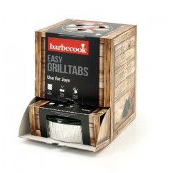 Pack Briquetas 3x630 g BARBECOOK