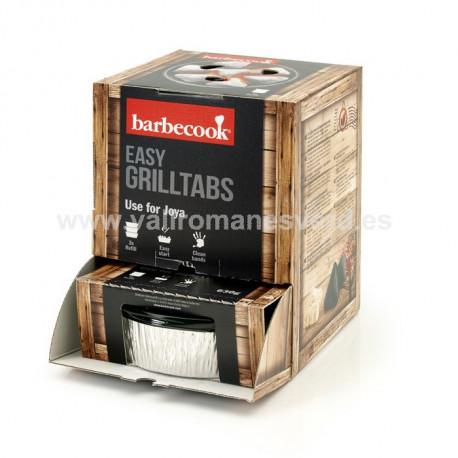 Pack Briquetas 3x630 g BARBECOOK