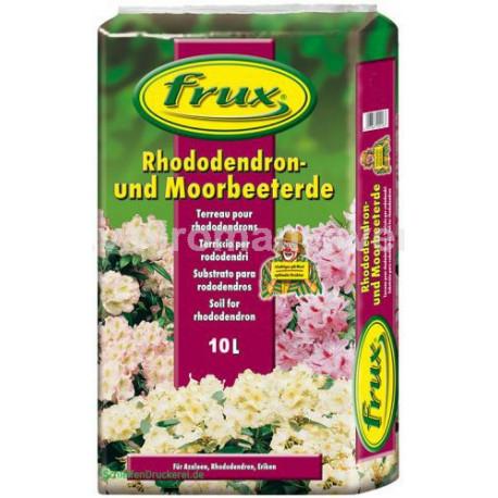 Sustrato Rhododendron Frux 10 L
