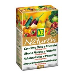 Naturen Abono Huerta y Frutales 1,5 Kg