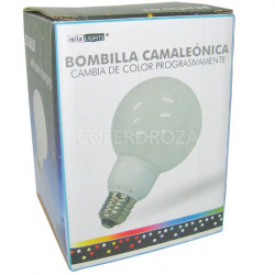 Bombilla Camaleónica LED