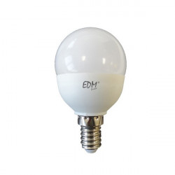 Bombilla Esférica LED 6W E14