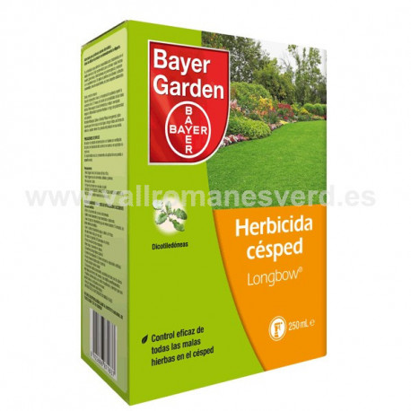 Herbicida Selectivo Cesped LONGBOW Bayer 250 ml