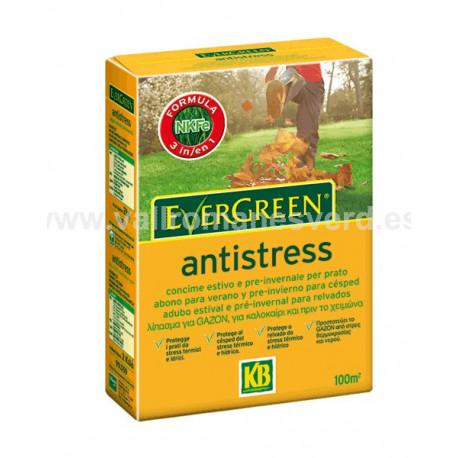 Abono Césped Evergreen Antiestres