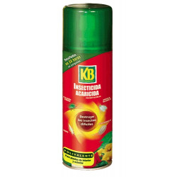 Insecticida Acaricida Pump & Spray KB 200 ml