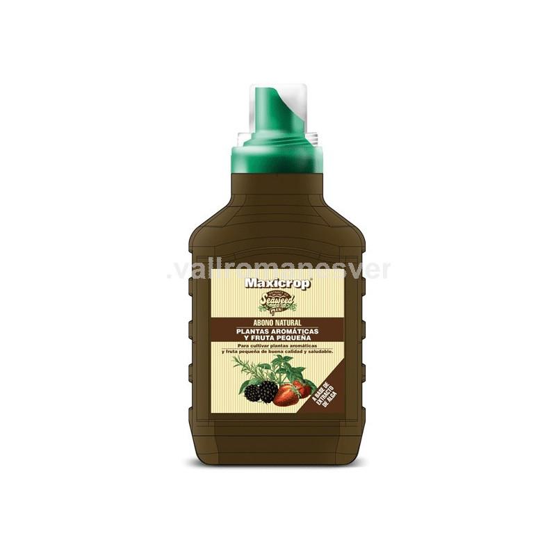 Fertilizante natural maxicrop arom ticas y bayas 500 ml for Pqs piscinas y consumo
