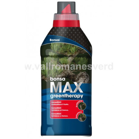 Abono bonsaMAX 500 ml