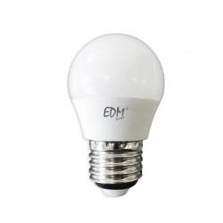 Bombilla Esférica LED 6W E27