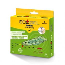 Novar® Ecogel Trampa Hormigas 3 u.