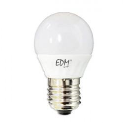 Bombilla Esférica LED SMD 5W E27