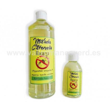 Recarga Mikado Citronela 500 ml