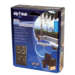 Programador + Electroválvula Drip&Fresh