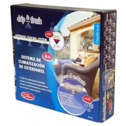 Kit Sistema de Climatización Drip & Fresh