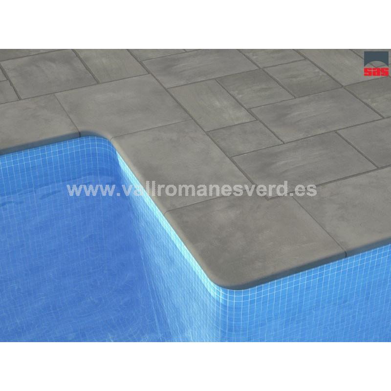 Pack losas domus vallromanes verd s l for Pqs piscinas y consumo