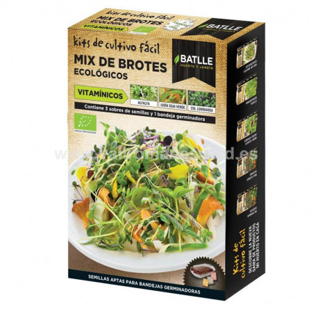 Kit Mix Brotes Vitamínicos