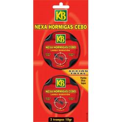 Nexa® Hormigas Trampas-Cebo KBBO 2X10 g