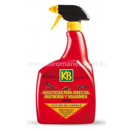 Insecticida Rastreros y Voladores KB
