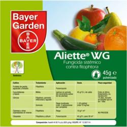 Fungicida Sistémico Aliette WG