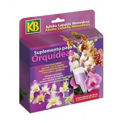 Abono Líquido Monodosis Orquídeas KB