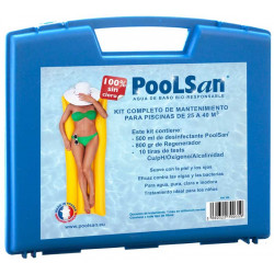 PoolSan Kit Piscinas 25/40 m3