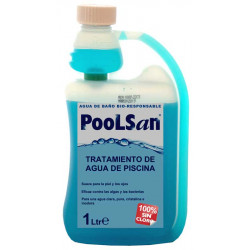 PoolSan Libre de Cloro Tratamiento 1 L