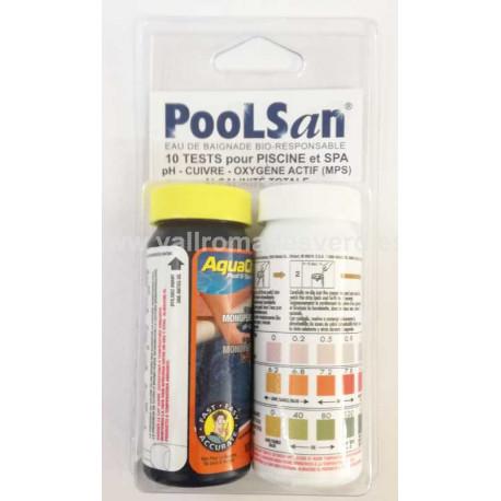 PoolStrips blister