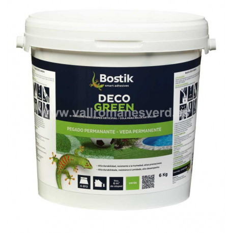 Adhesivo Deco Green Bicomponente Bostik