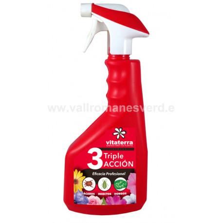 Triple Acción Vitaterra 750 ml