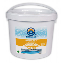 Reductor del Ph Plus Acid 8 Kg