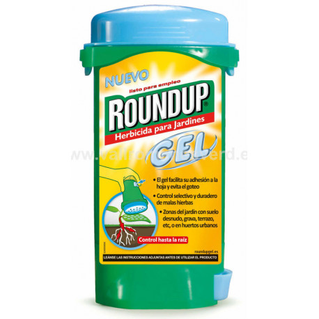 Herbicida Roundup Gel 150 ml