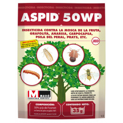 Insecticida Aspid 50 WP Massó 35 g