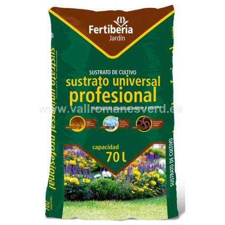 Sustrato Universal Profesional Fertiberia 50 L