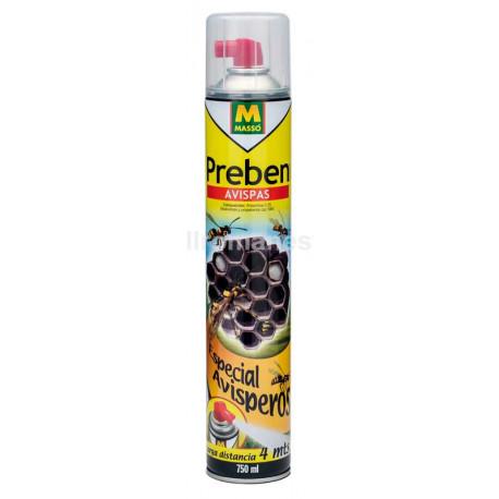 Insecticida Preben Avisperos 750 ml