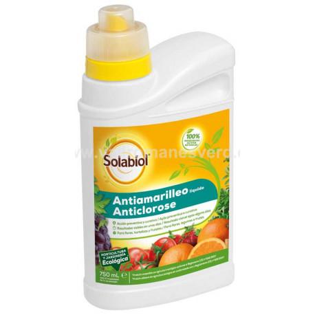 Antiamarilleo Líquido Solabiol 750 ml