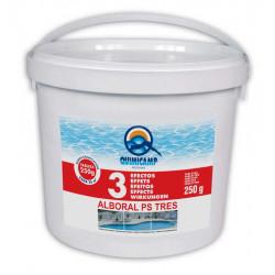 Alboral Tres Efectos Tab. 250 g 5 kg