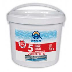 Quimiclor PS 5 Efectos Tab. 250 g 5 kg