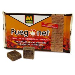 Pastillas Ecológicas Fuego Net