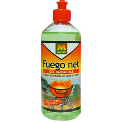 Gel Barbacoas Fuego Net