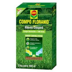 ABONO CÉSPED FLORANID® 3 kg.